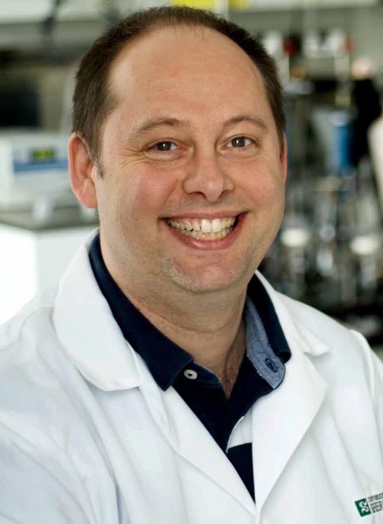 Le professeur Philippe Sarret
