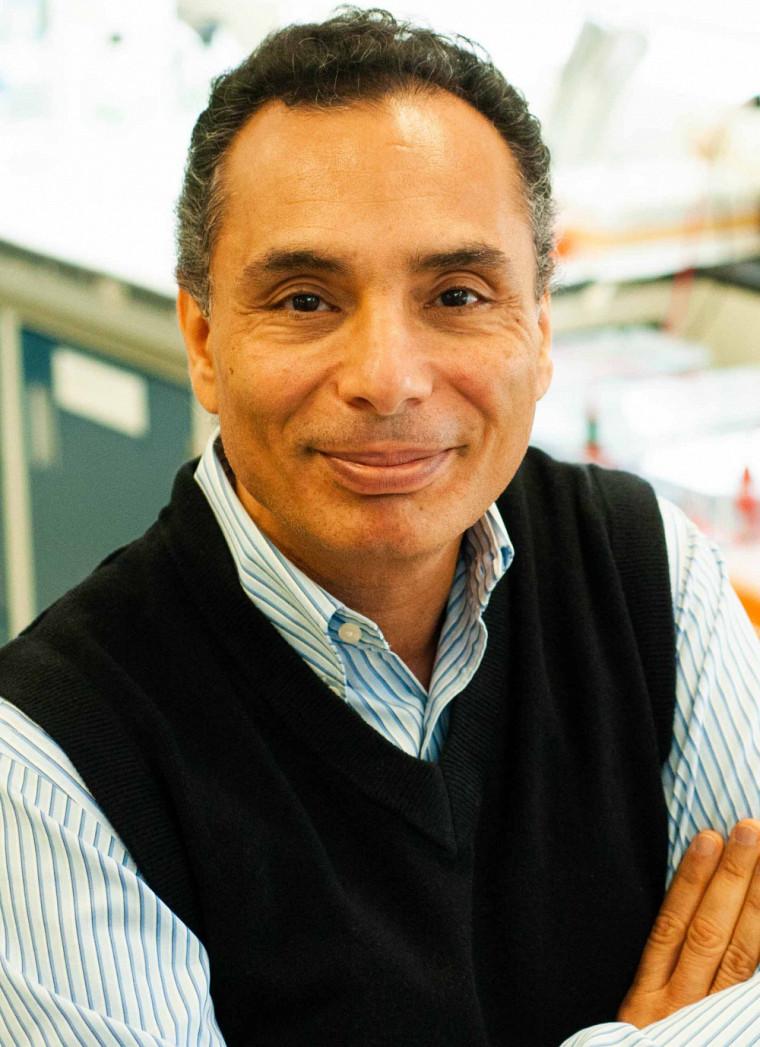 Le professeur Sherif Abou Elela