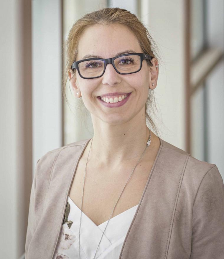 La professeure Karina Lebel