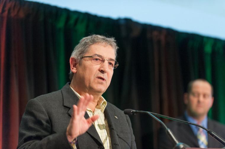 Pr Raymond Wellinger de la Faculté de médecine et des sciences de la santé