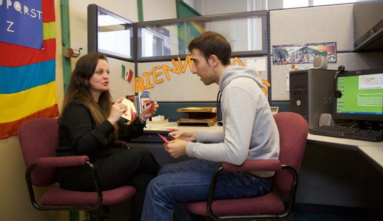 La Clé espagnole est l'un des services à la clé offerts gratuitement à la communauté étudiante de l'UdeS
