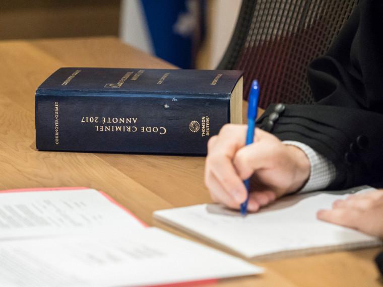 La profession d'avocat est parmi les plus à risque d'être exposées à de l'épuisement ou de la détresse psychologique.
