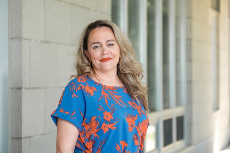 Nathalie Cadieux, professeure à l'École de gestion, est spécialiste en gestion des ressources humaines.