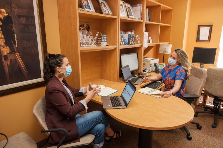 Nathalie Cadieux s'est entourée d'une équipe de recherche aux approches méthodologiques diversifiées.