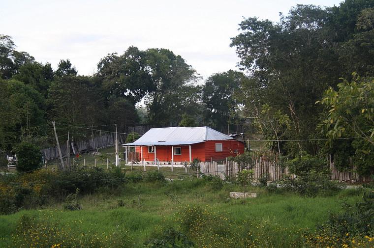 Une maison de Zoh Laguna