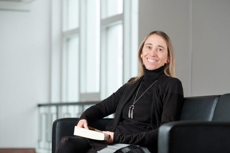 Spécialiste de la psychologie humaniste, la professeure Anne Brault-Labbé, du Département de psychologie, dirige leLaboratoire de recherche en psychologie existentielle.