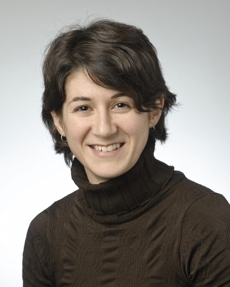 Isabelle Lacroix, professeure et directrice de l'École de politique appliquée
