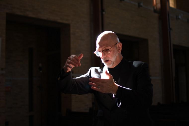 Le professeur Robert Ingari
