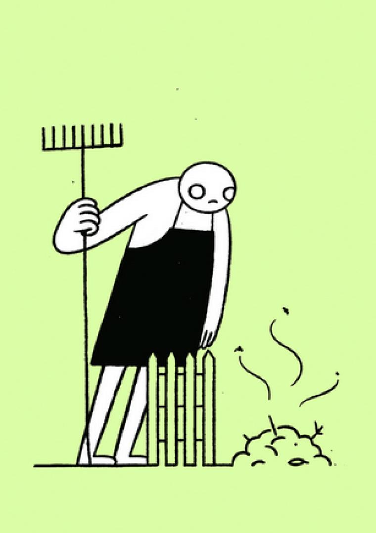 Microfiche «Efficience de Pareto»: J'ai un bout de terrain où je ne m'aventure jamais; vous cherchez un lopin pour jardiner. Si je vous donnais accès au mien, vous y gagneriez sans que j'y perde. Au contraire,une situation est «Pareto efficiente» si aucune mesure ne peut être prise sans qu'il y ait des perdants. Malheureusement, la majorité des décisions collectives ne sont pas comme le cas inefficient du lopin à l'abandon: certains y perdent.