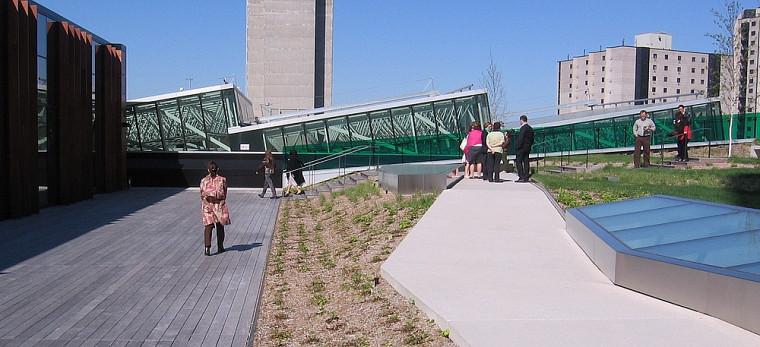 L'oasis du Campus de Longueuil