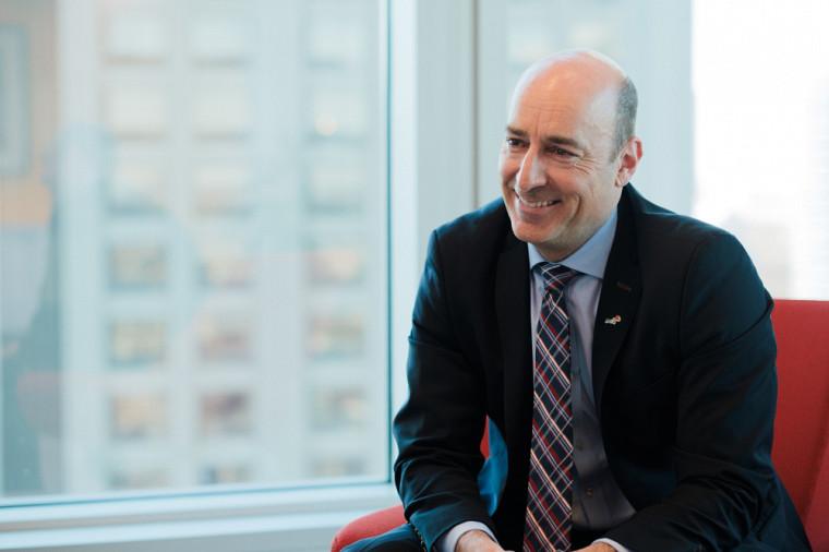 Nicolas Marcoux sera nommé Ambassadeur de l'École de gestion le 2 mai lors du Gala du rayonnement de l'UdeS.