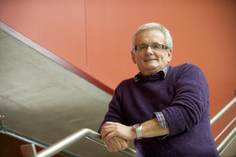 Le professeur Denis Groleau
