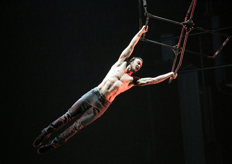 Pour la première fois, le Centre culturel présente une série regroupant trois excellents spectacles de cirque pour 109 $.