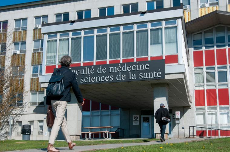 Le retour du personnel, notamment sur les campus de Sherbrooke, se fait progressivement d'ici la fin juin.