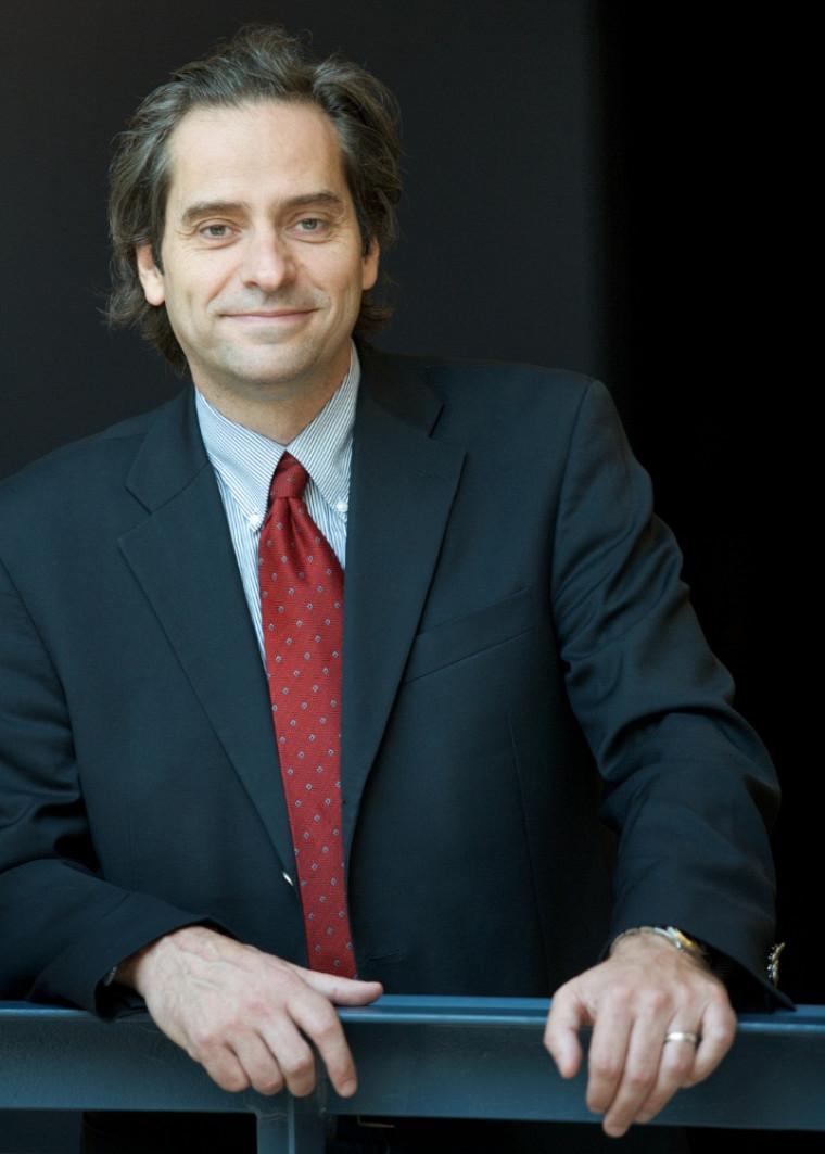François Coderre, nouveau doyen de la Faculté d'administration