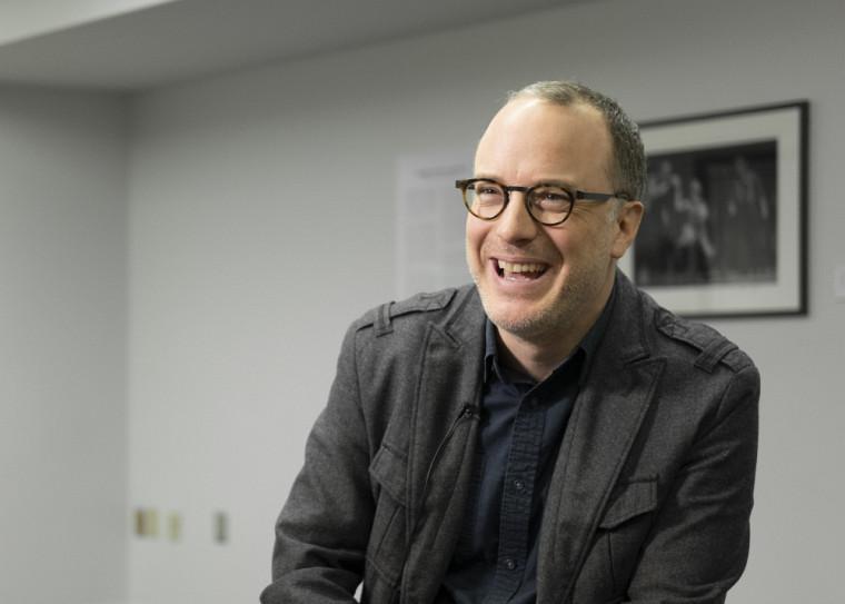 Le professeur Martin Lépine, cocréateur du projet Passeurs culturels
