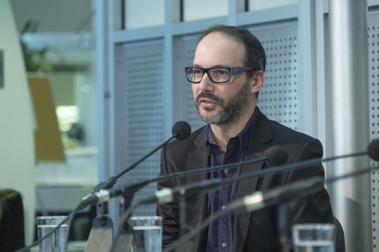 Alain Mélançon, conseiller en communication et chargé de cours à l'UdeS