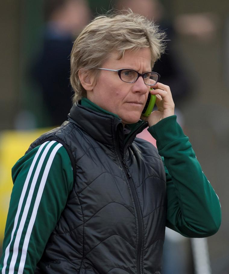 Brenda Laliberté, coordonnatrice des équipes Vert&Or.