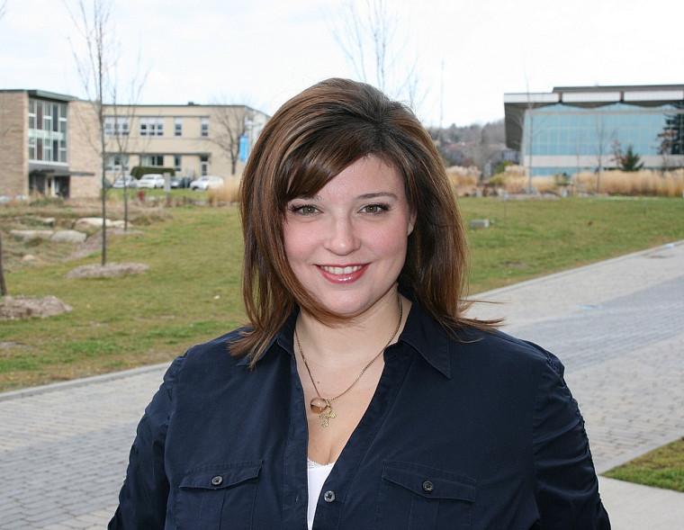 Caroline Temcheff, professeure au Département de psychoéducation.