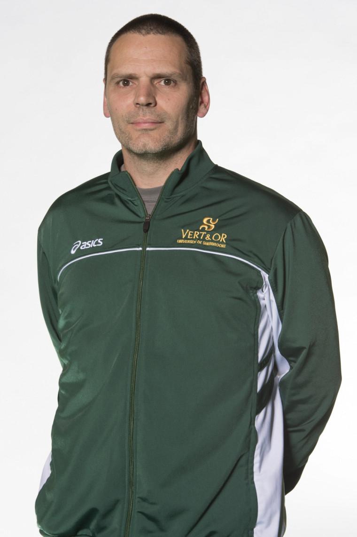 L'entraîneur-chef Marc Lussier