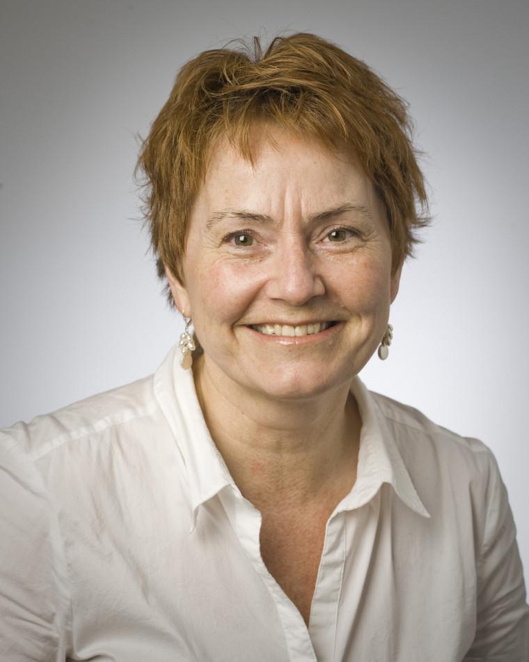 La professeure Christine Métayer, spécialiste de l'histoire de Paris