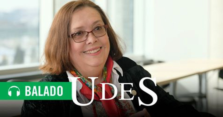 Charlotte Thibault, ambassadrice 2019 de la Faculté des lettres et sciences humaines.
