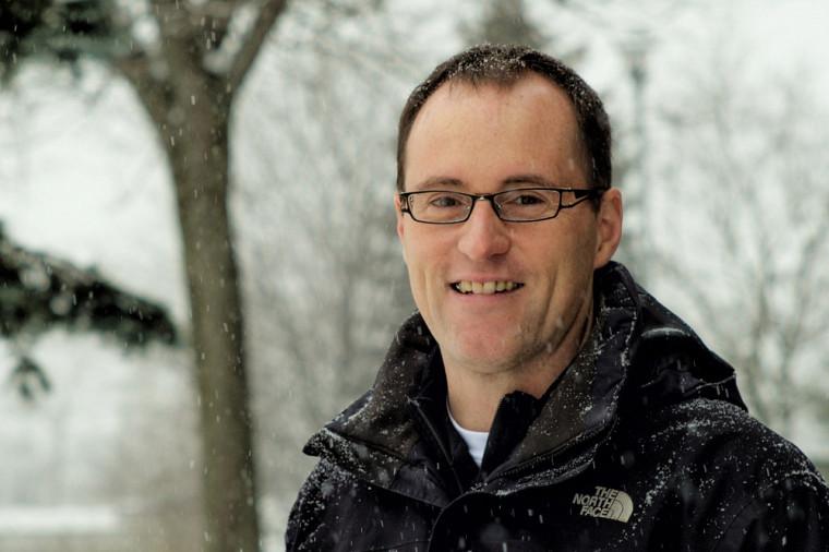 Le professeur Sylvain Turcotte s'intéresse notamment à la promotion des saines habitudes de vie chez les jeunes.