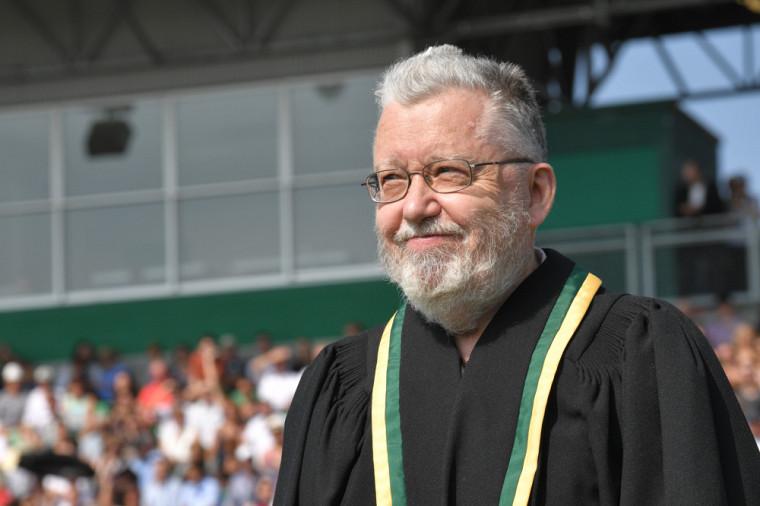 André Joyal, docteur d'honneur en sciences