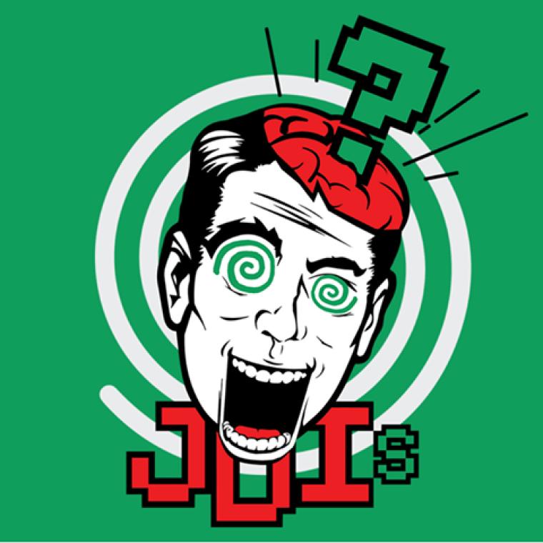 Logo du club étudiant : Jeux et défis informatiques de Sherbrooke