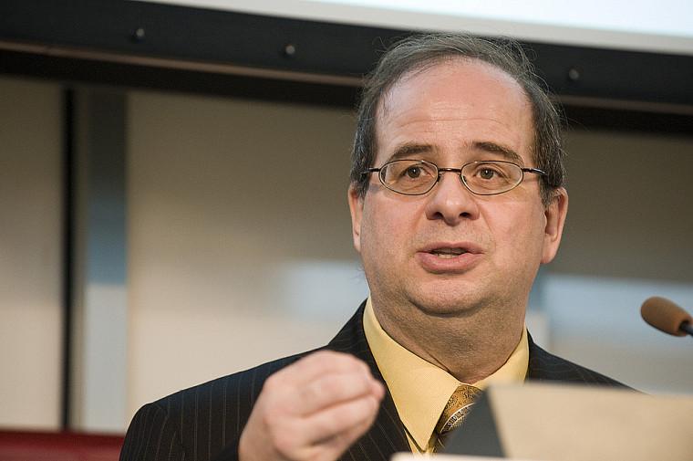 Michel Dion, titulaire de la nouvelle chaire