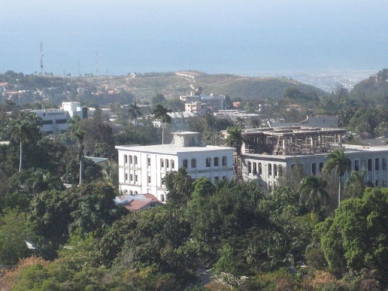 Un aspect de Port-au-prince