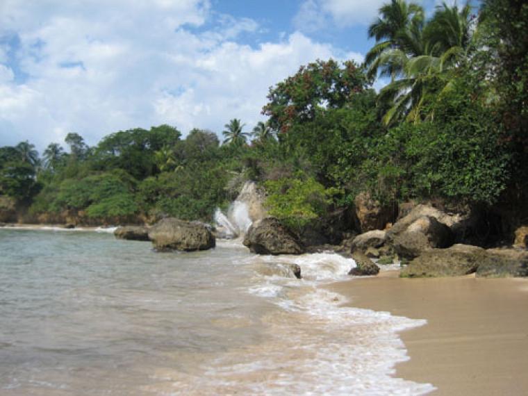 La plage de Jacmel