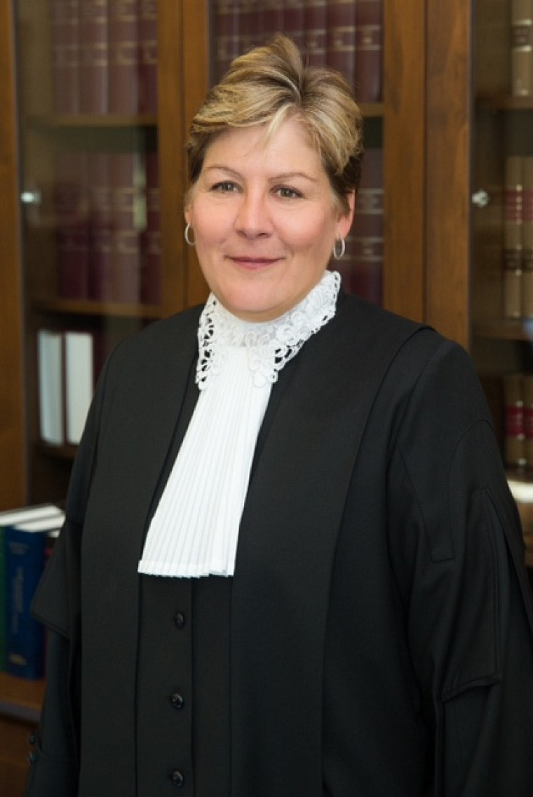 L'honorable Marie-Josée Hogue