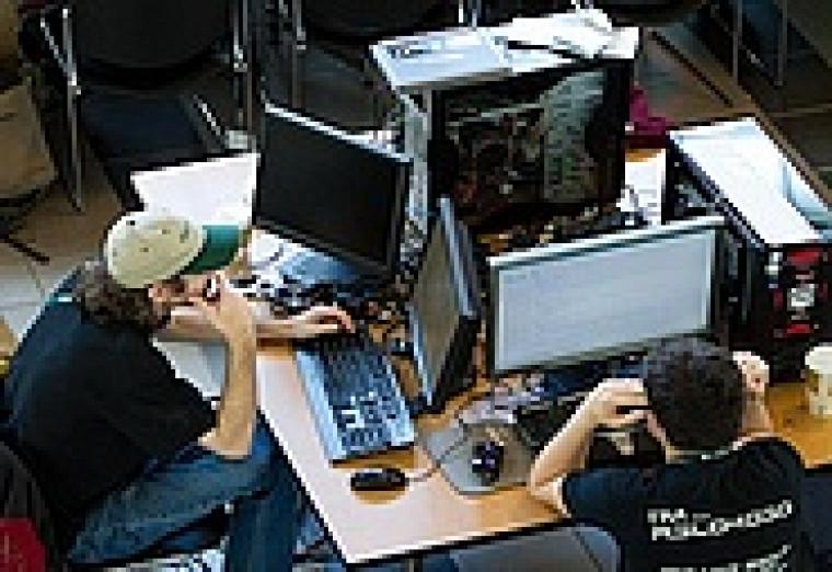 Hackus, compétition de sécurité informatique.