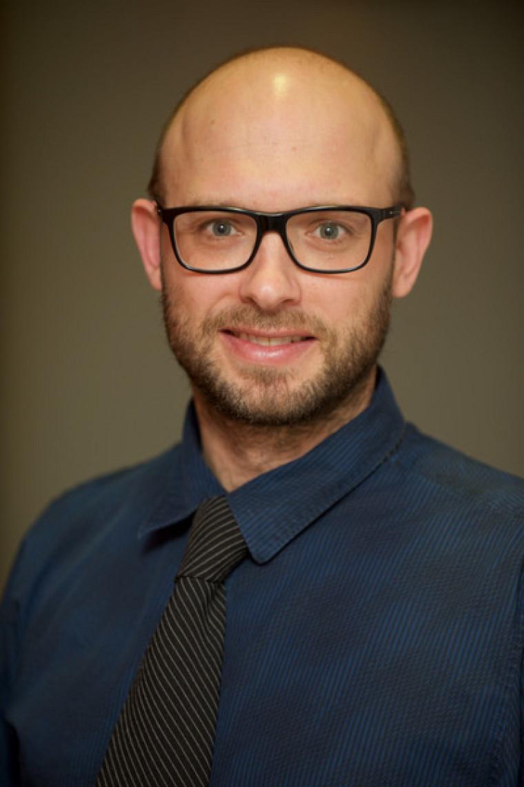 Benoît Castelnérac, professeur de philosophie ancienne à l'Université de Sherbrooke