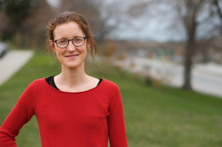 La professeure Annie Chaloux, de l'École de politique appliquée