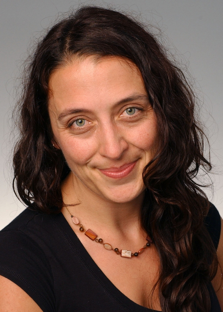 La professeure Christine Lavoie