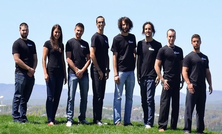Huit étudiants composent le groupe qui verra à réaliser le projet d'ici l'automne 2014.